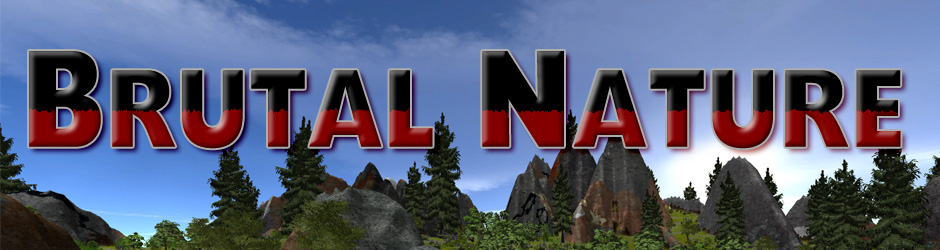 Brutal Nature, The Multiplayer Voxel Sandbox game